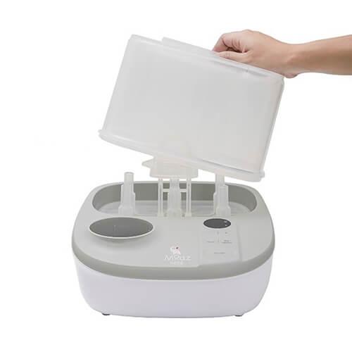 cách sử dụng máy tiệt trùng moaz bebe