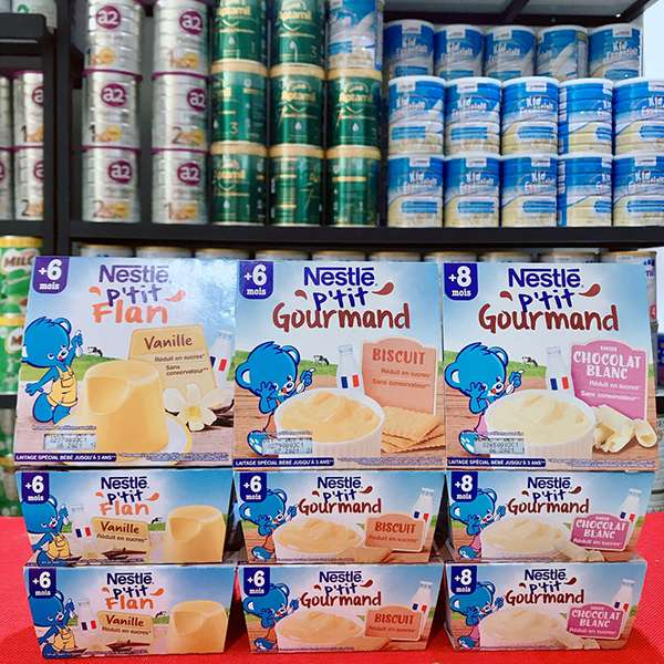 mua váng sữa tại sàn tmđt và hệ thống concung, bibomart