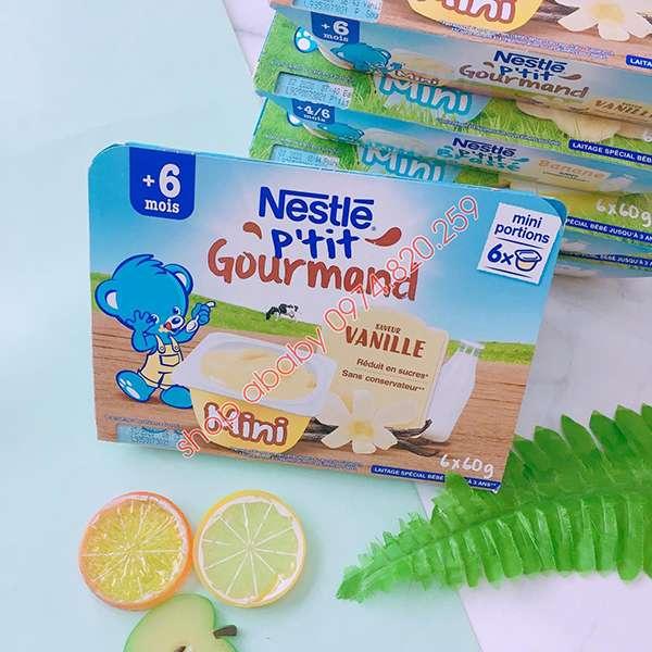 người dùng phản hồi tốt về váng Nestle