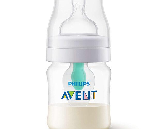 bình sữa chống sặc