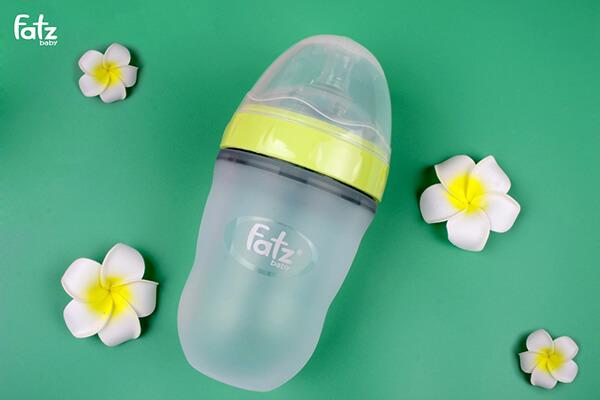 bình sữa silicon fatzbaby